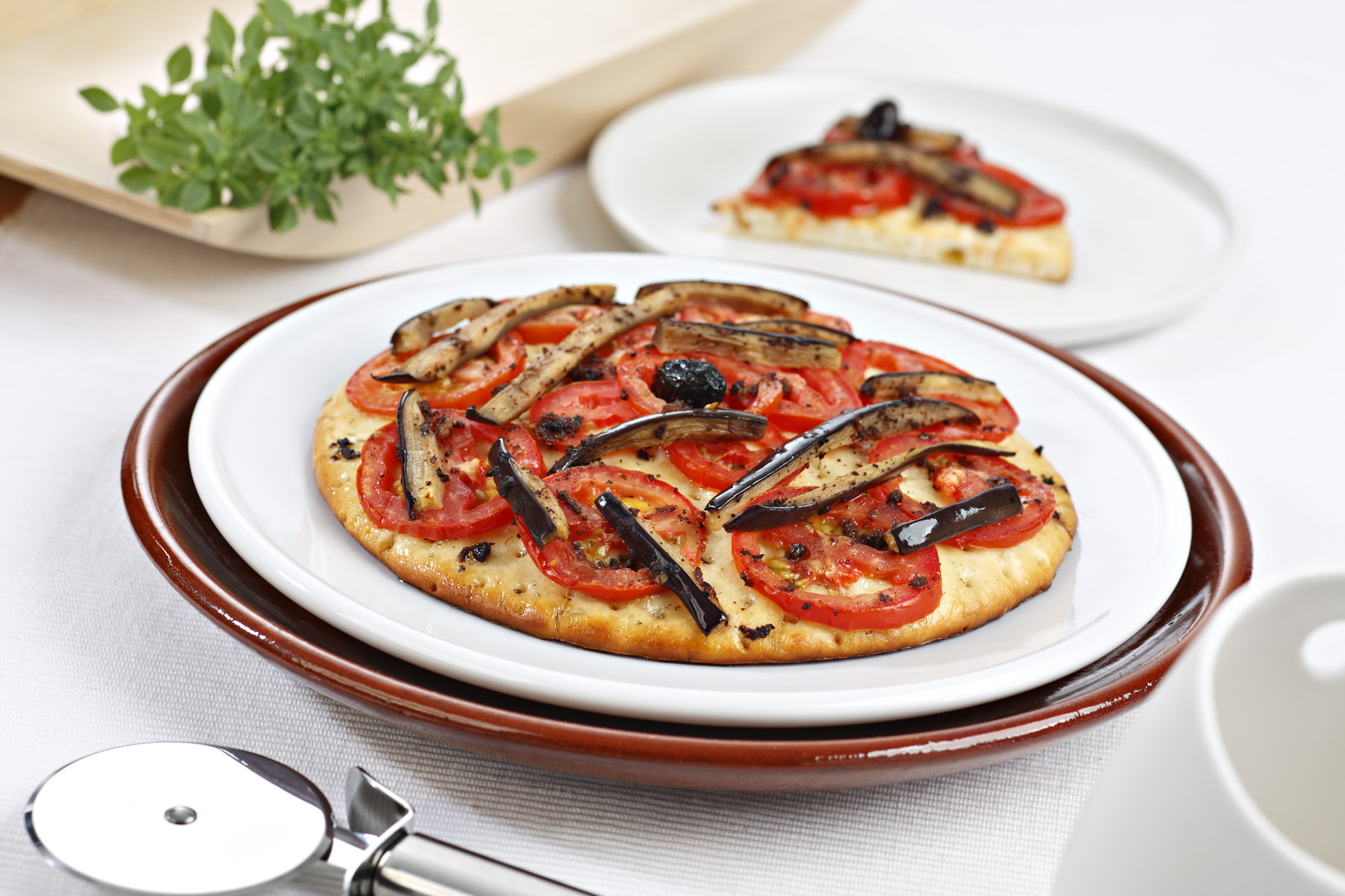 Recipes -gluten-free Pizza from Proceli