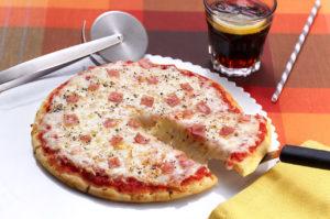 Buenisima pizza sin gluten de Proceli