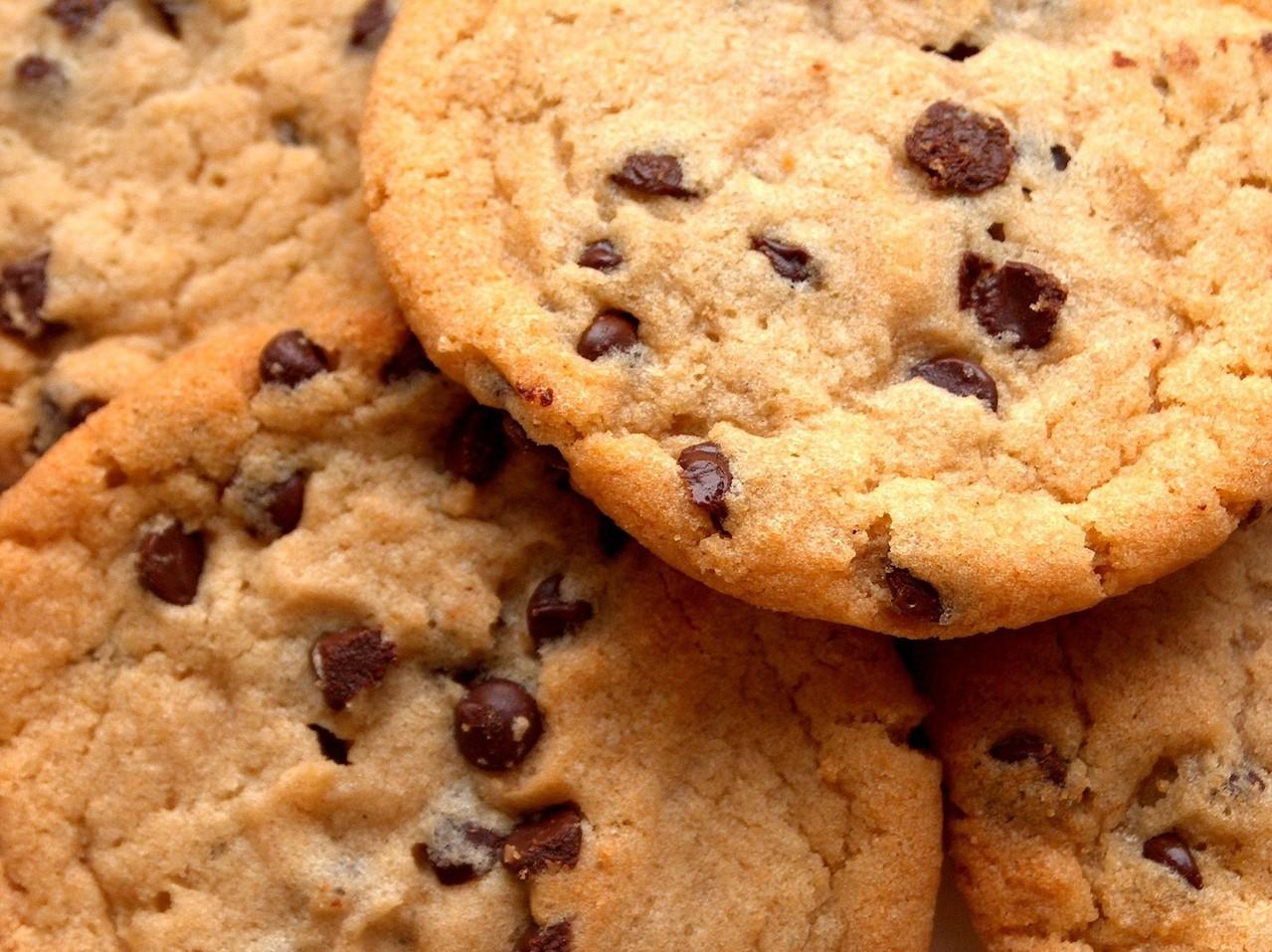 chocolate chip cookies sin gluten de Proceli