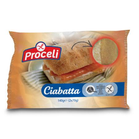 Ciabatta Gluten-free
