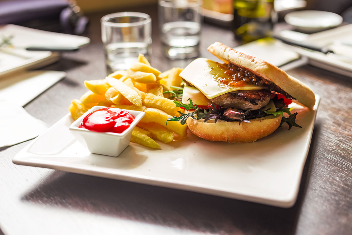 Club burguer sandwich sin gluten de Proceli