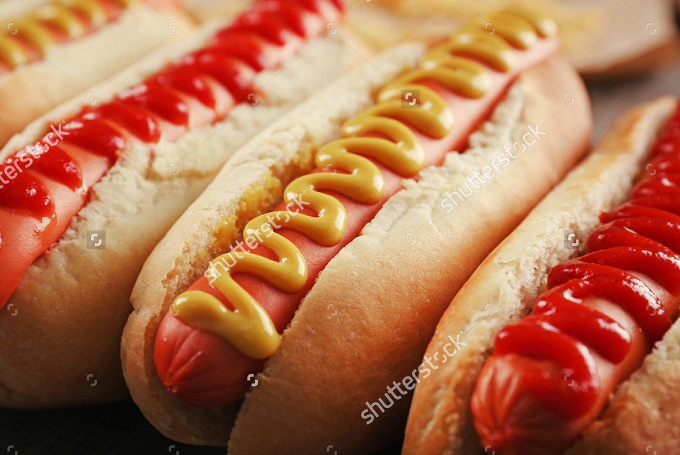Pan de hotdog tierno sin gluten de Proceli