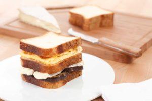 Pan sin gluten de Proceli con berenjena