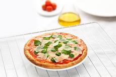 Pizza de Rucula y Parmesano sin gluten de Proceli