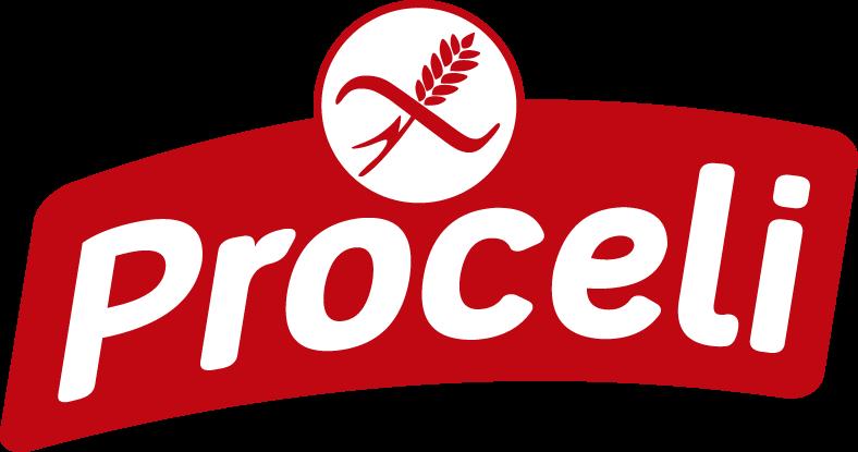 Proceli Logo sin gluten de Proceli