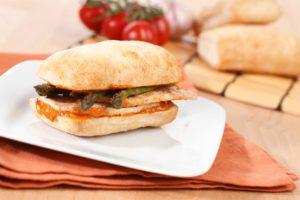 Receta cibatta sin gluten con Proceli