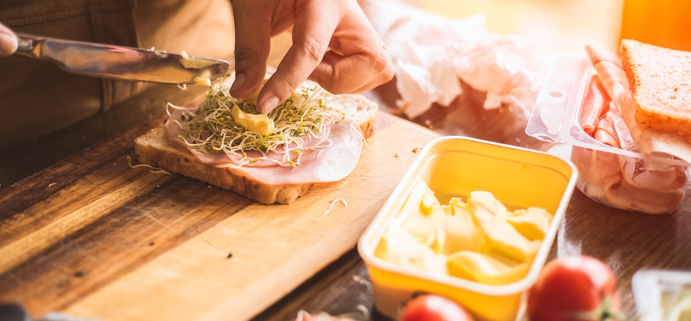 Tostada sin gluten de Proceli