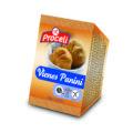 Vienes Panini sin gluten de Proceli hornear y comer