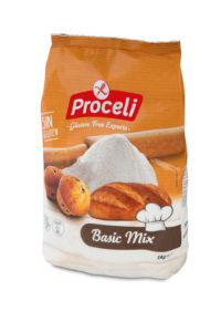 Basic mix sin gluten Proceli