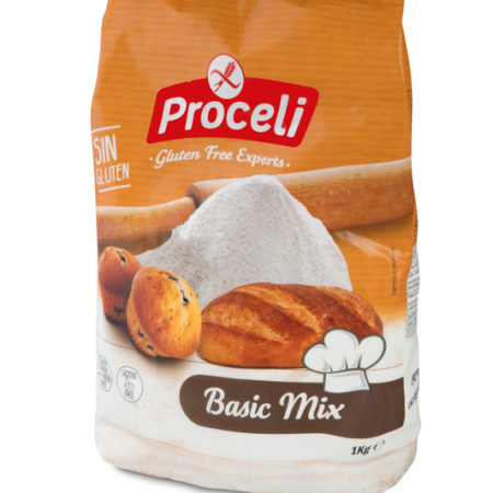 Basic mix sin gluten Proceli