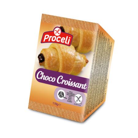 Choco Croissant gluten-free from Proceli
