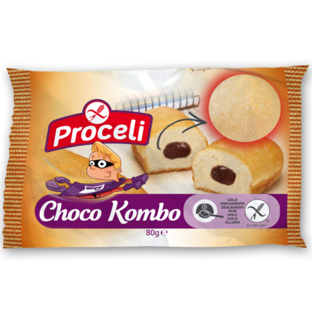 Choco-Kombo Gluten-free
