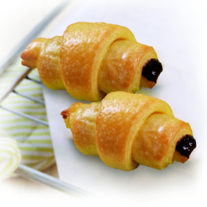 ChocoCroissant sin gluten de Proceli