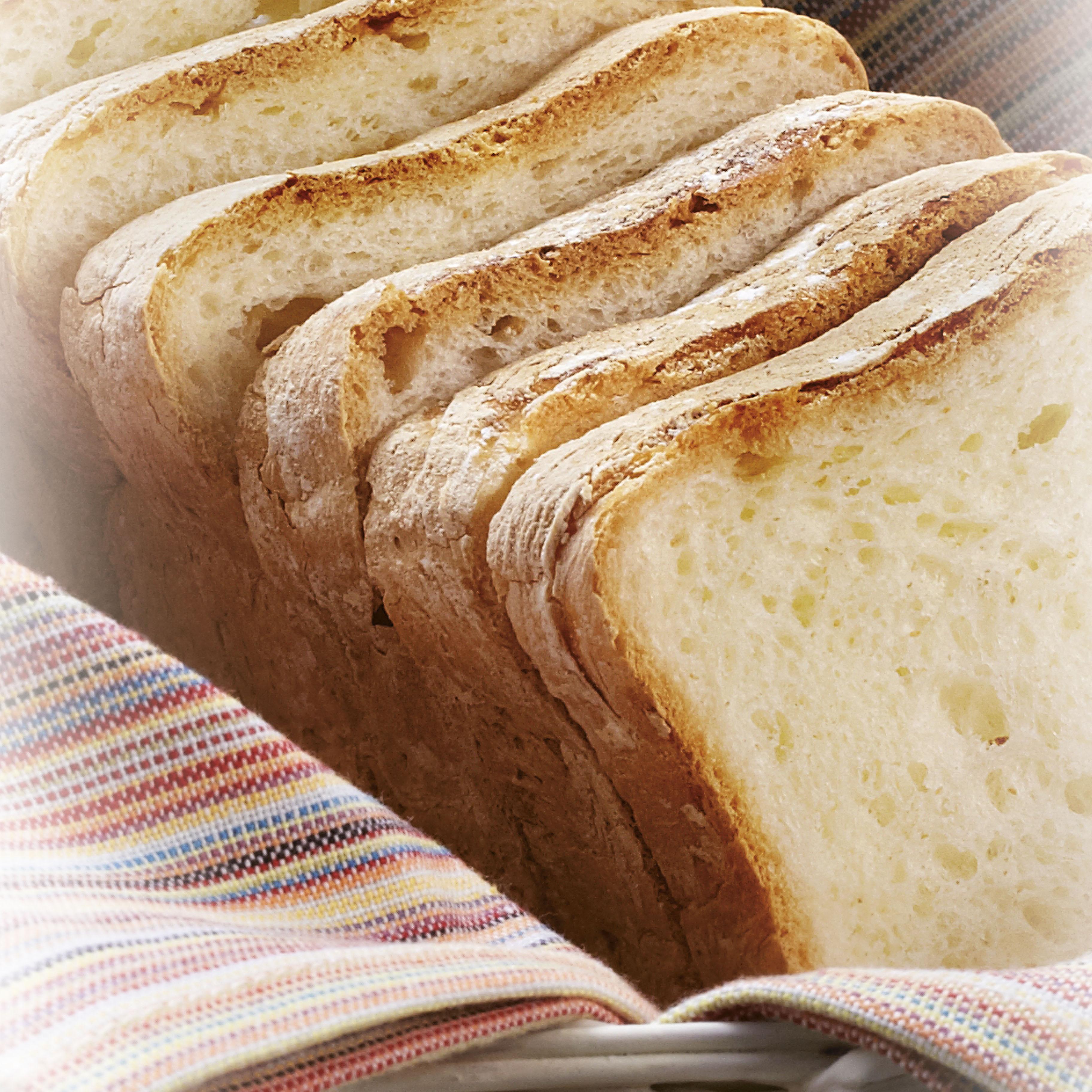 Pan de molde clasico sin gluten de Proceli