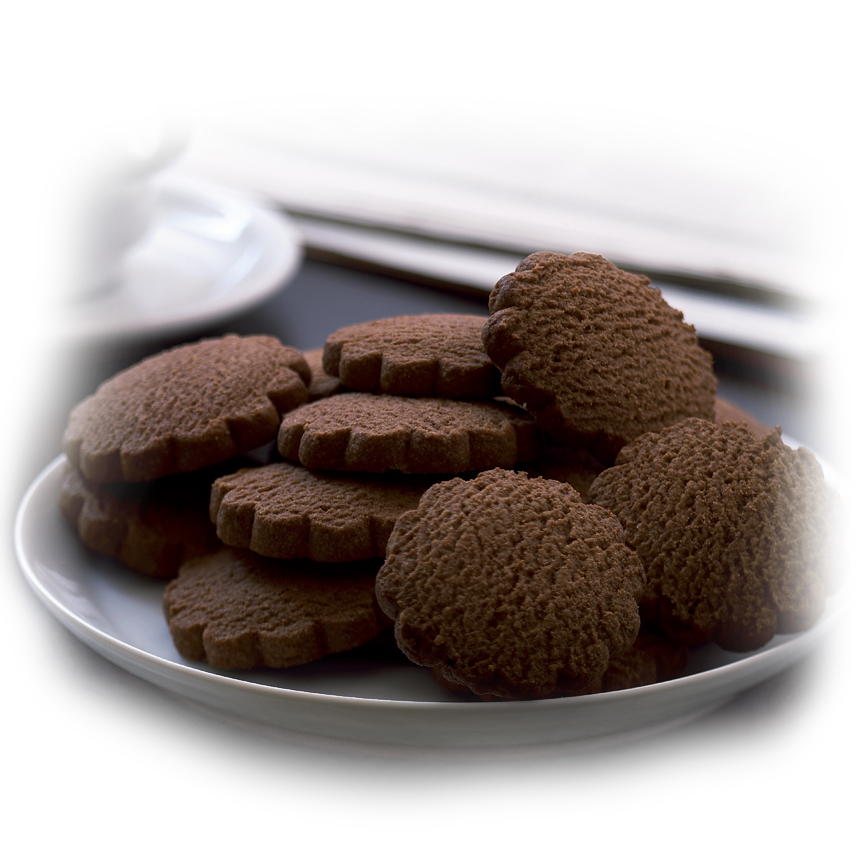 cookies-cacao gluten-free from Proceli