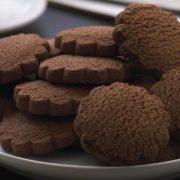 Cookies de cacao sin gluten de Proceli