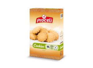 Cookies horneadas lentamente sin gluten de Proceli