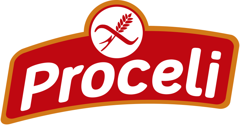 logo sin gluten de Proceli grande