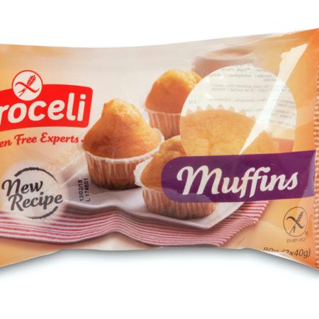 Magdalenas sin gluten nueva receta