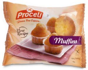 Magdalenas sin gluten nueva receta Proceli