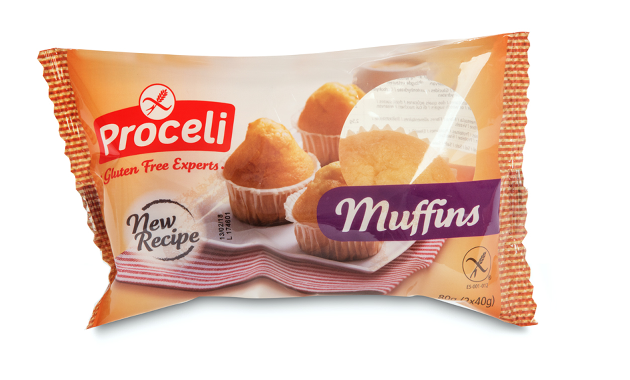 Muffins Gluten-free New Recipe