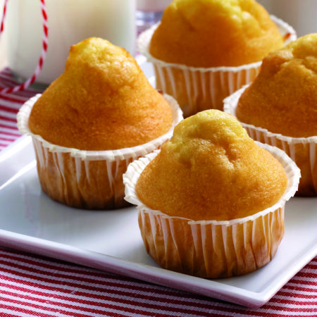 Muffins sin gluten de Proceli