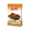 sin gluten de Proceli cookies de cacao crujientes