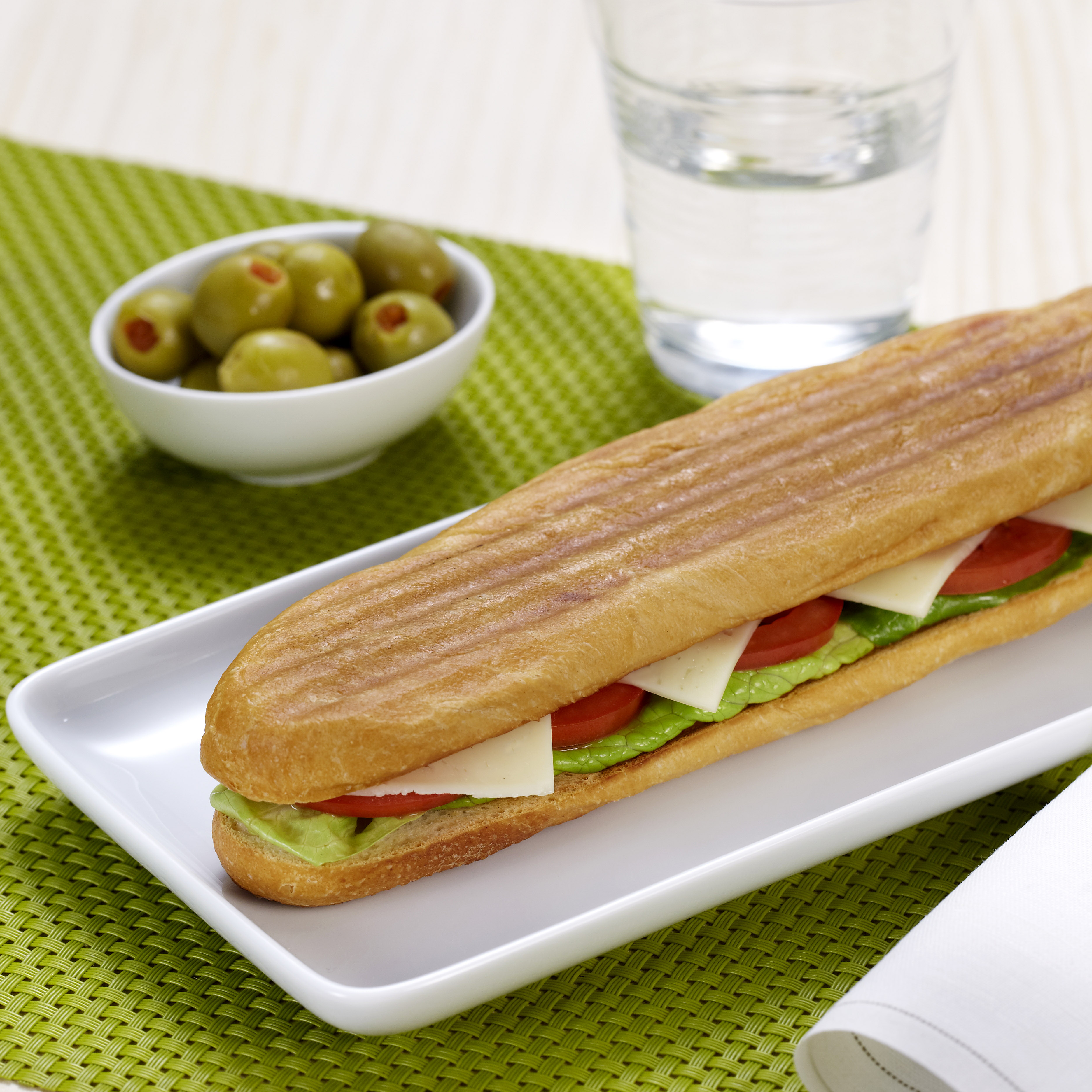 Vienes Baguette gluten-free from Proceli