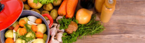Recetas sin gluten con verduras Proceli