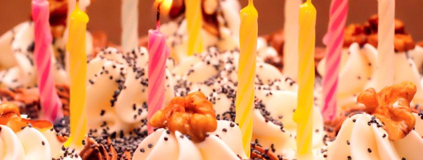 Celebra un cumpleaños Sin Gluten con Proceli