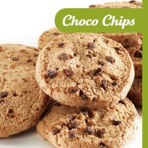 Disfruta de las Choco-chips sin gluten de Proceli