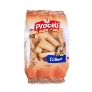 Pack de colines sin gluten de Proceli