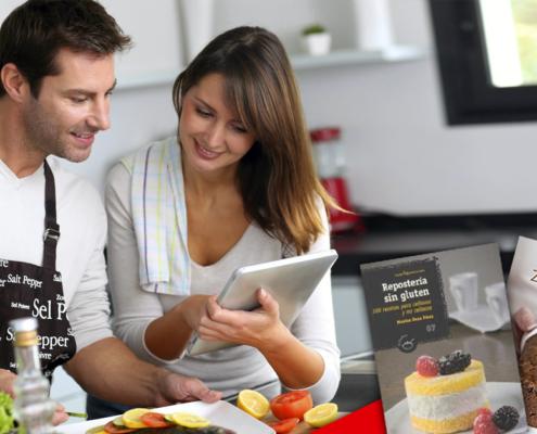 Recetarios y blogs sin gluten
