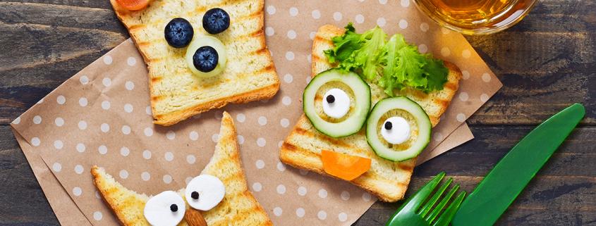 Ideas para hacerte un sándwich sin gluten divertido