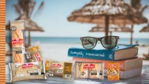 PROCELI - ¿Qué productos Sin Gluten puedo llevar un día de playa?