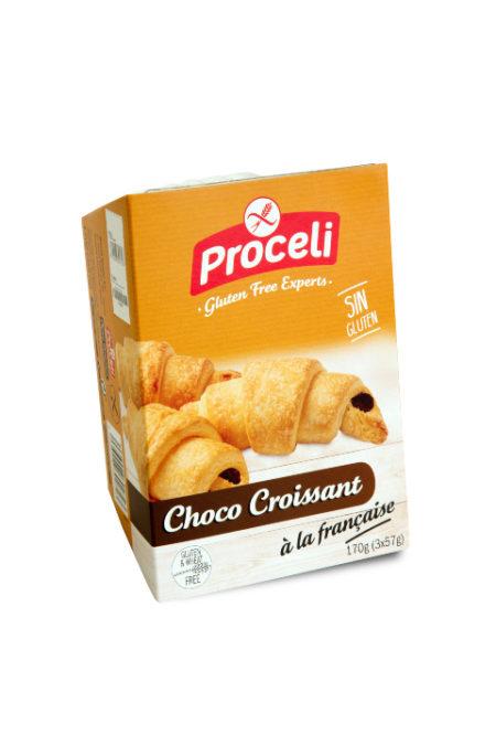 CHOCO CROISSANT SIN GLUTEN PROCELI