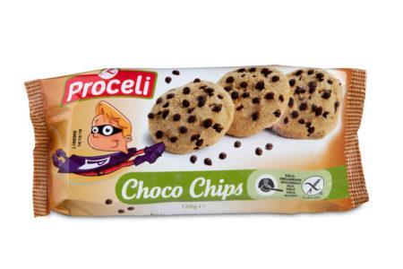 Chocochips sin gluten Proceli