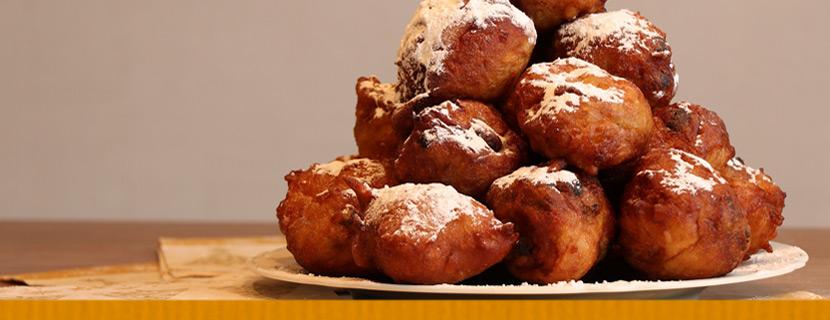 Aprende con nuestra receta a hacer unos deliciosos buñuelos sin gluten para disfrutar de una Semana Santa muy dulce